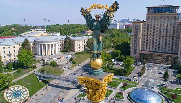 Квитки на автобус до Києва
