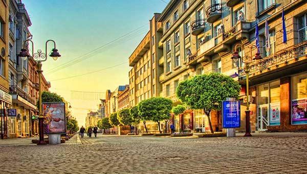 Купити квиток на автобус в Івано-Франківськ